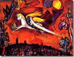 marc chagall song of songs-iv-1958